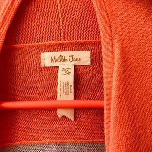 Matilda Jane Sweaters - Matilda Jane cardigan Medium